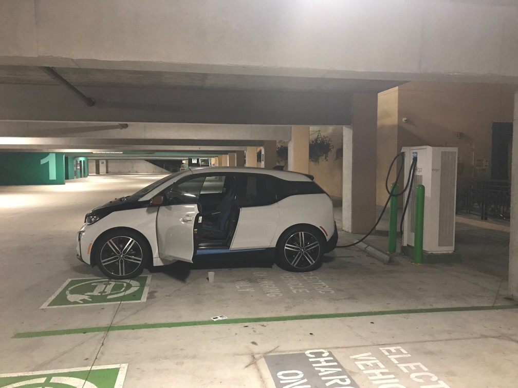 Blink Charging Stations >> Del Mar, California EV Charging Stations Info | ChargeHub