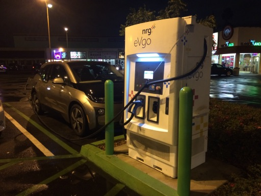 Los Angeles, California EV Charging Stations Info | ChargeHub
